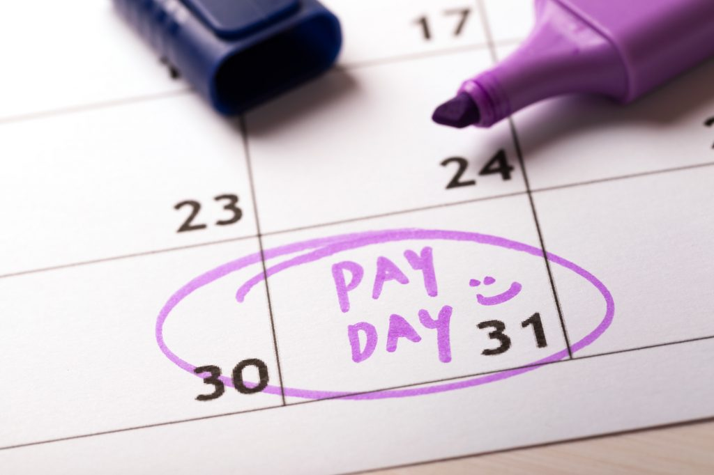 Have you heard of on-demand pay